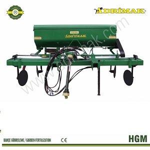 Fertilizer Machine - Fertilizer Spreader Machine