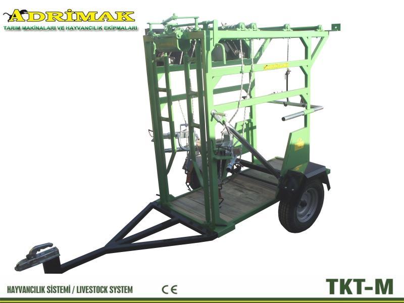 Manual Nail Cutting Trolley (Travay)