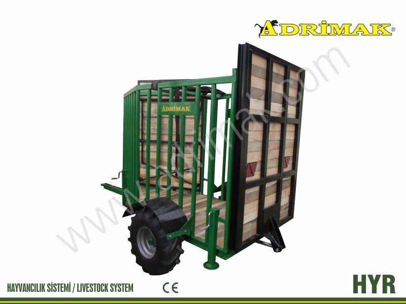 Animal Loading Ramp (HYR)