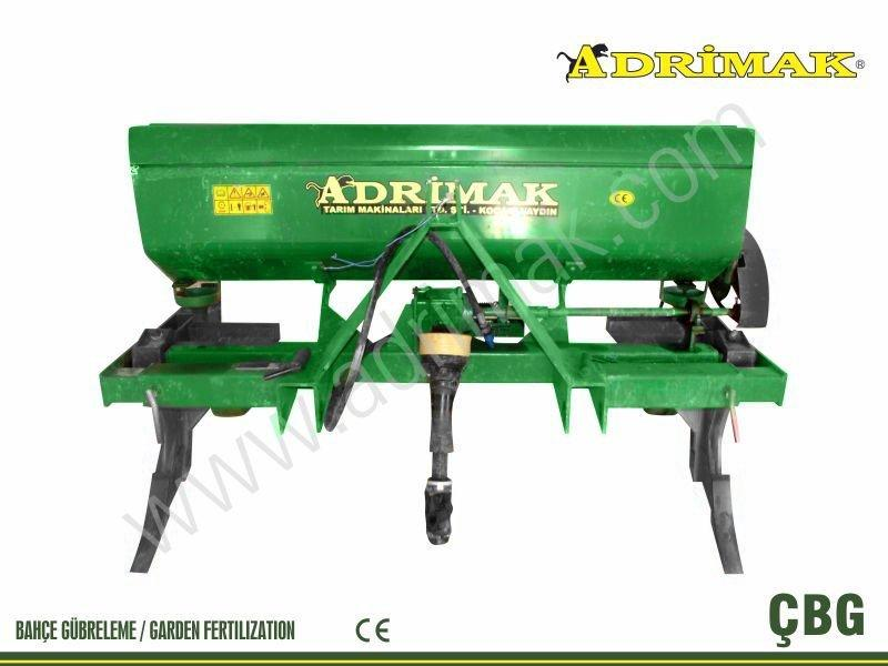 Chiseled Manual Fertilizer Machine (ÇBG)