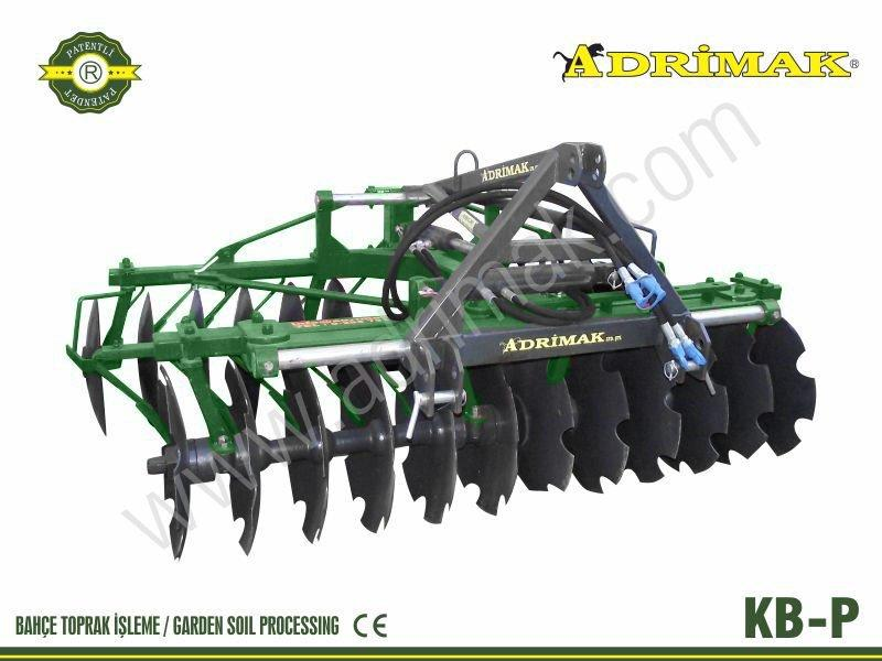 X Type Hydraulic Mobile Hanging Disc Harrow (KB-P)